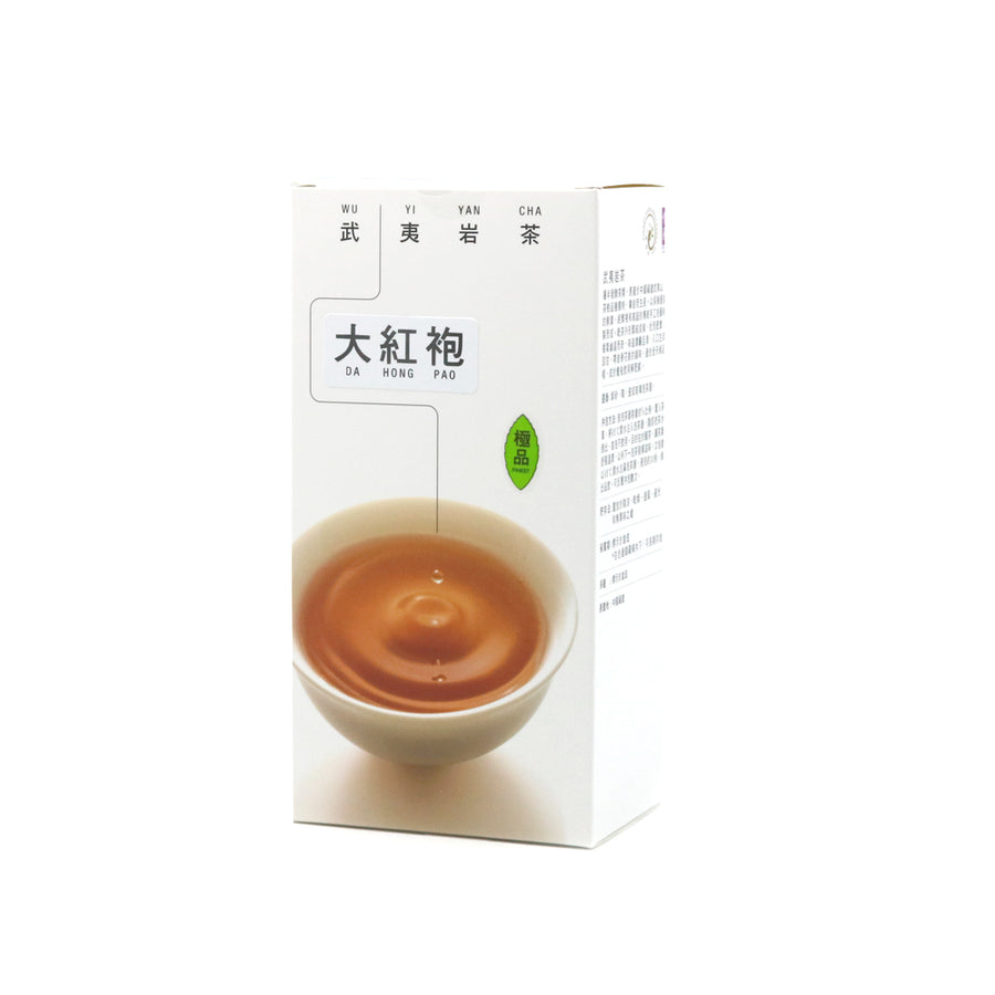 Finest Da Hong Pao Oolong Tea Fujian (75g)