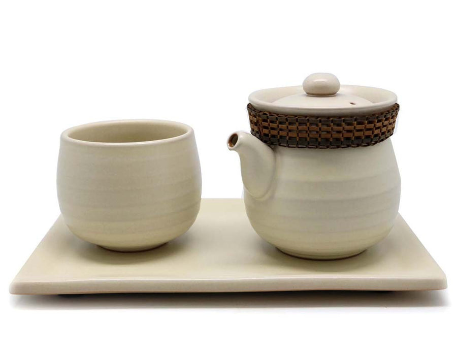 Lin's Ceramics Easy Brew Pot Set