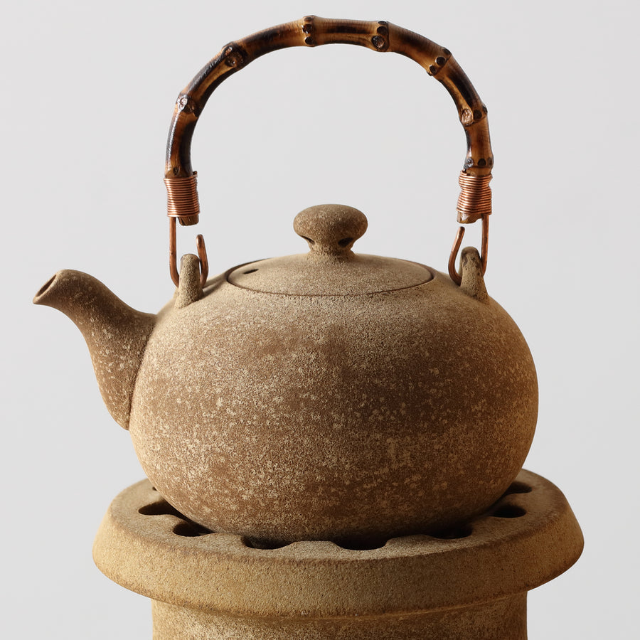 Lin's Ceramics Kettle Set VI (600cc)