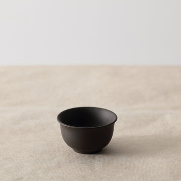 Purple Cane House Brand - Black Ru Yi Ceramic Cup (60ml)