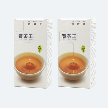 Sai Cha Wang Oolong Tea Fujian (100g) 2 Boxes Special Price