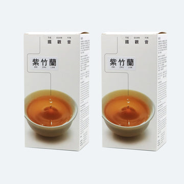 Special Selected Zi Zhu Lan Oolong Tea Fujian (100g) 2 Boxes Special Price