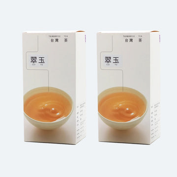 Cui Yu Oolong Tea Taiwan (100g) 2 Boxes Special Price