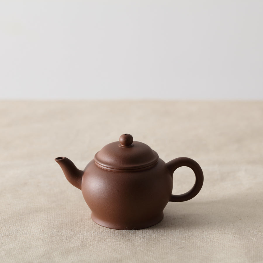 Sheng Quan Purple Clay Teapot