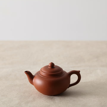 Purple Cane House Brand - Purple Clay Xiao Ying Teapot (130cc)