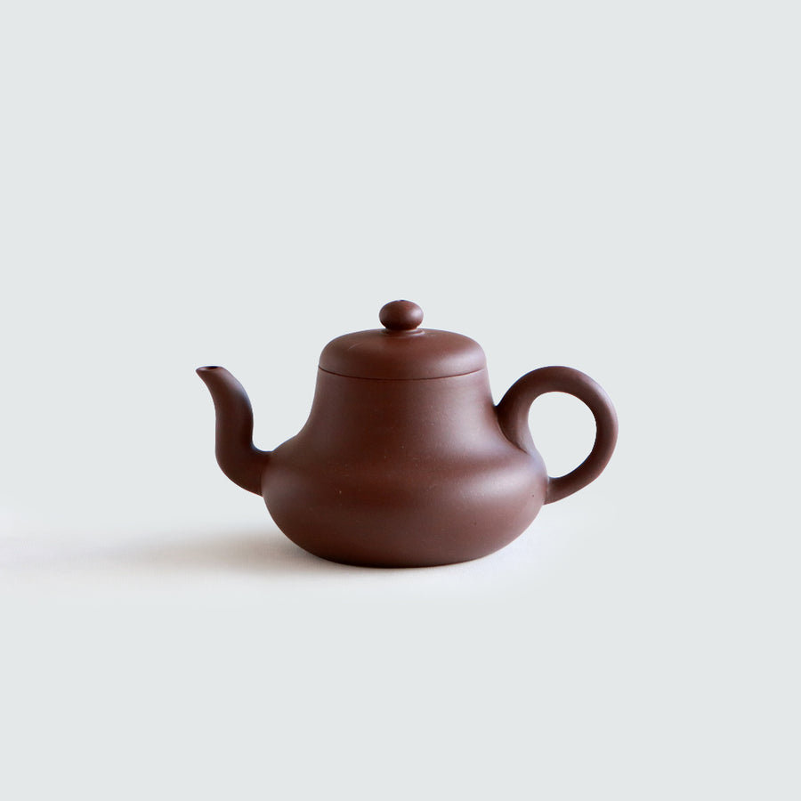 Purple Cane House Brand - Pin Zi Si Ting Teapot (270ml)