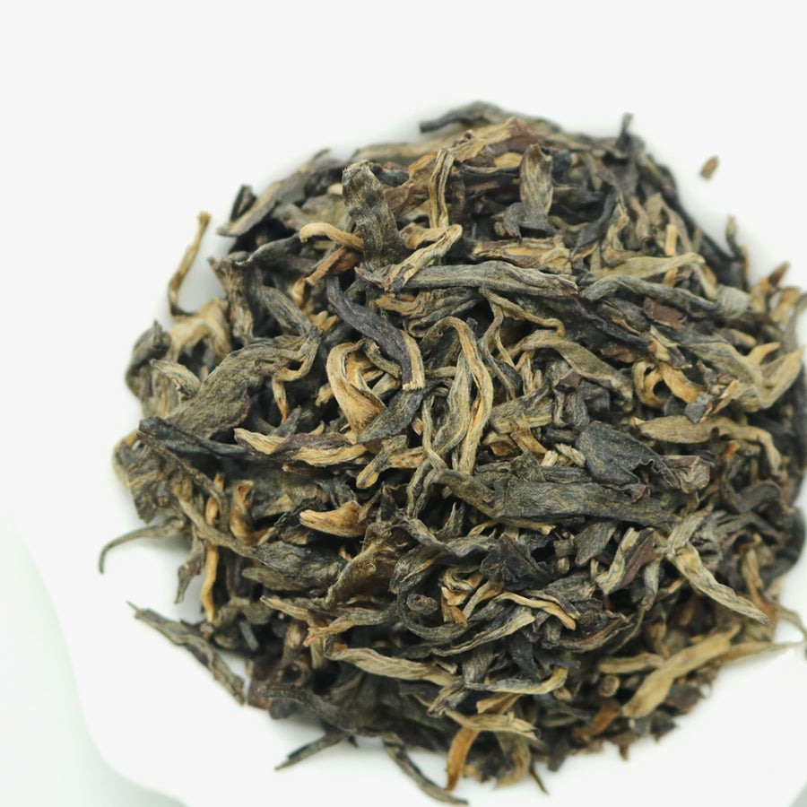 Yun Pin Hao-Yi Wei Ma Yun Green Puer Tea Year 2015 Yunnan (50g) 3 Packs
