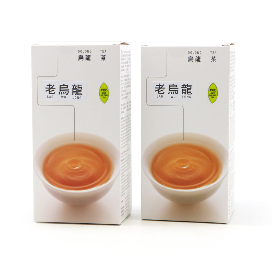 Aged Oolong Tea Year 1995 Fujian (100g) 2 Boxes Special Price