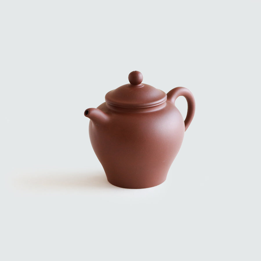 Purple Cane House Brand - Purple Clay Gu Chun Teapot (600cc)