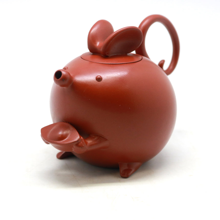 Ingots Mouse Red Teapot (300ml)