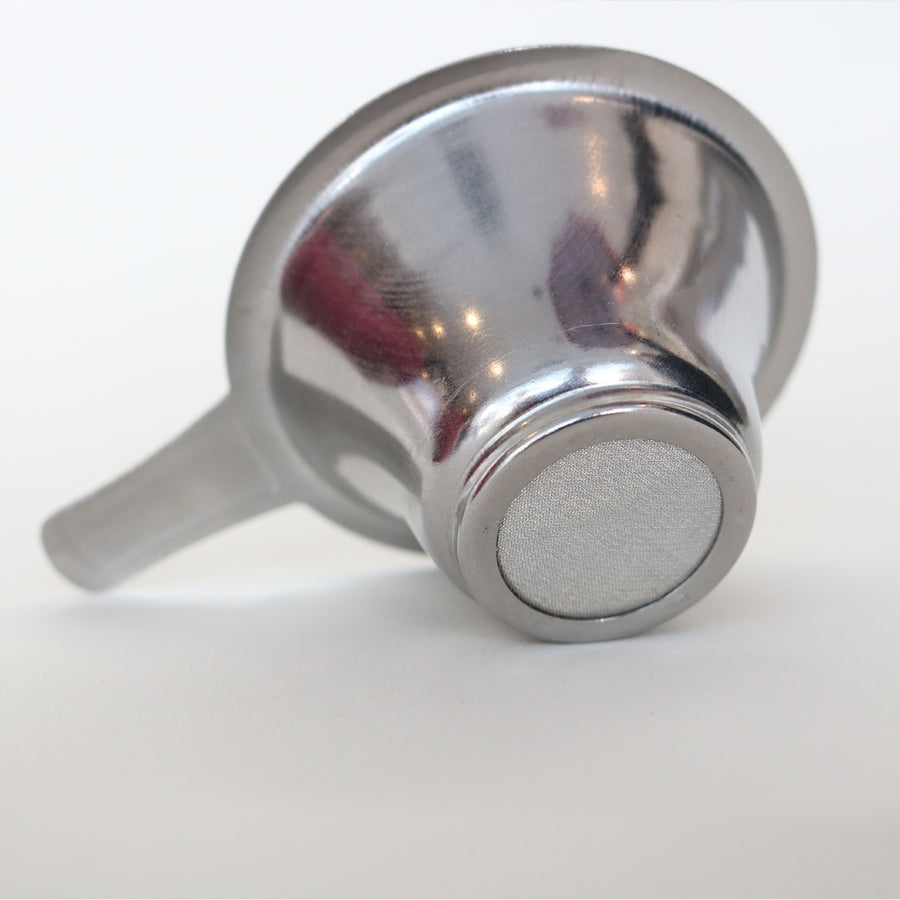 Stainless Steel Double-Layer Strainer