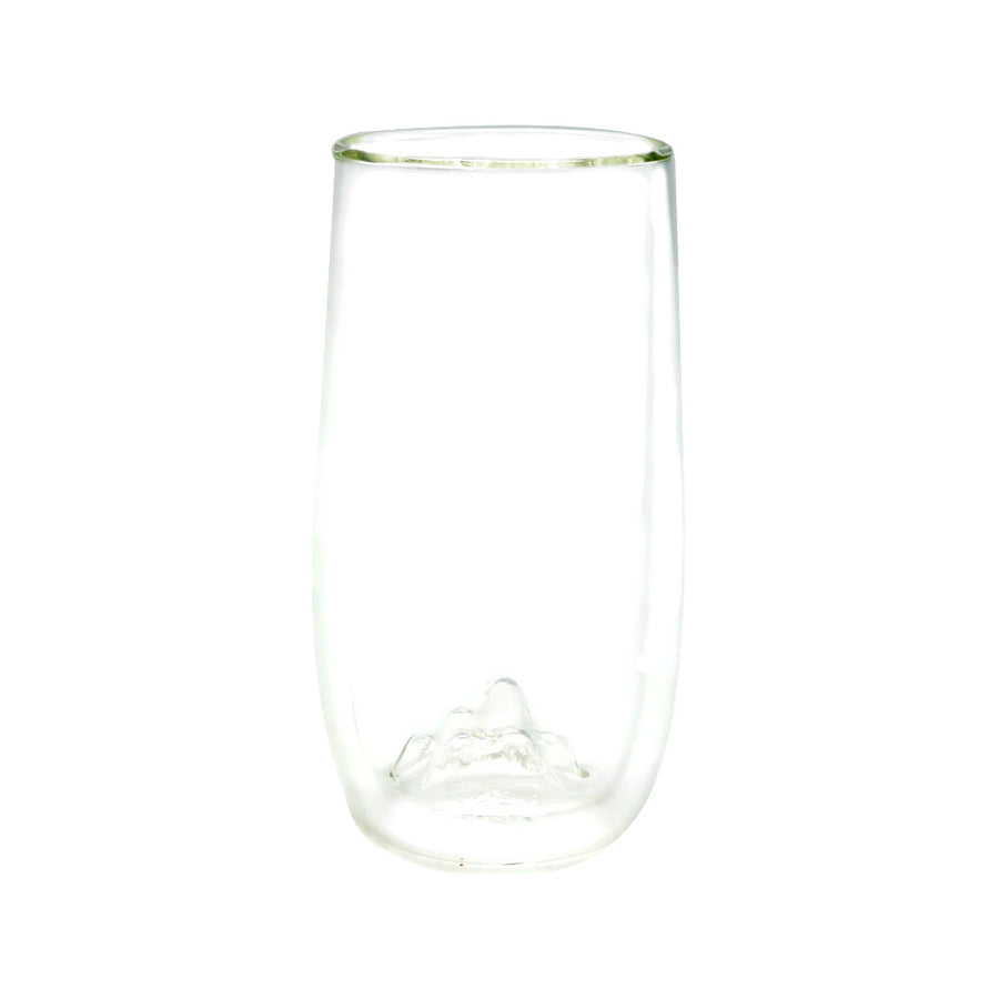 Glacier Double Wall Glass (320ml)