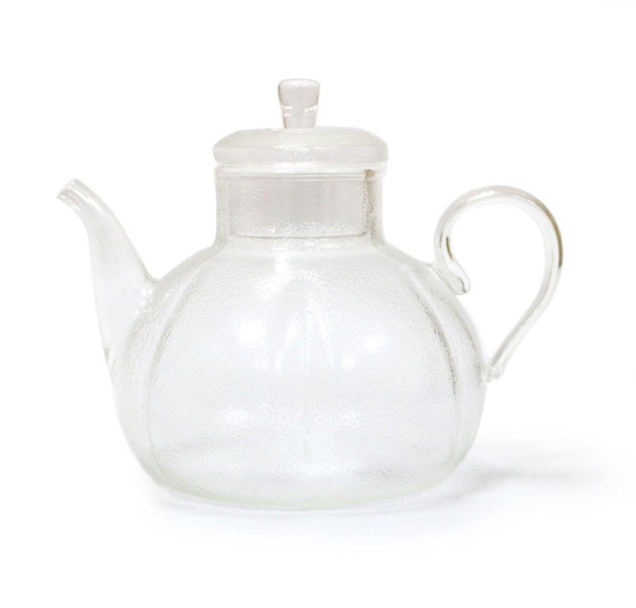 Noble Matte Glass Teapot (700ml)