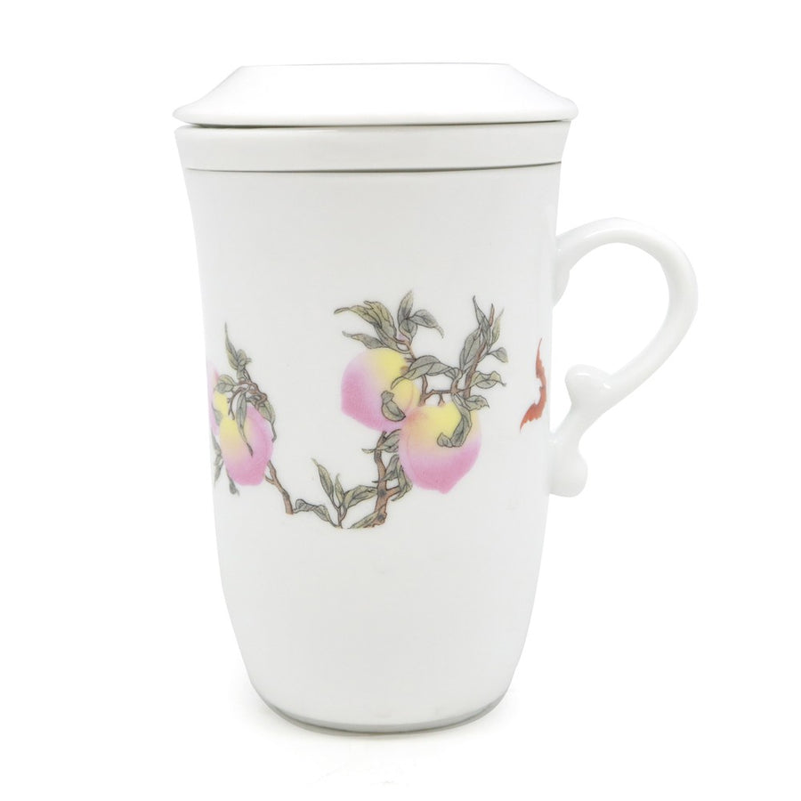 Porcelain Strainer Mug (300ml) - Longevity