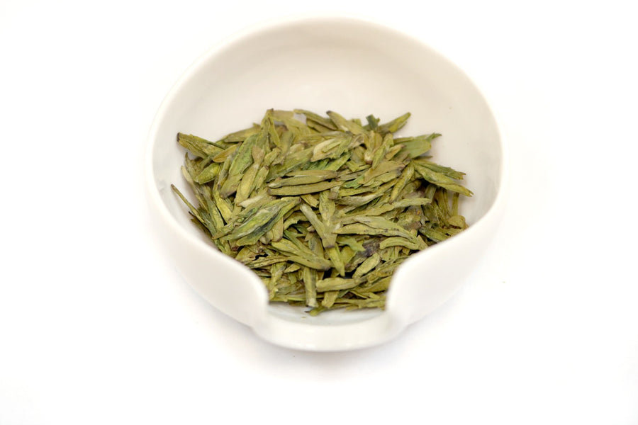 Imperial Ming Qian Long Jing Green Tea Year 2020 Hangzhou (100g)