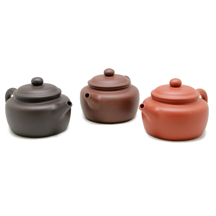 Purple Cane House Brand - Purple Clay De Zhong Teapot (160cc)