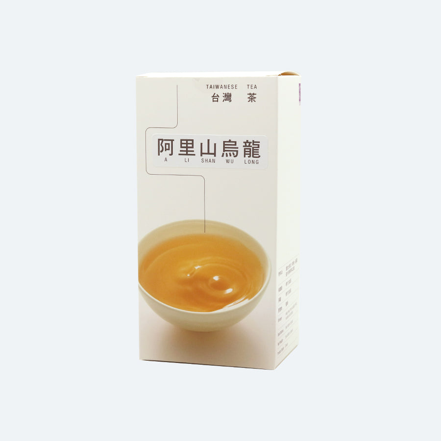 Alishan Oolong Tea Taiwan (100g)