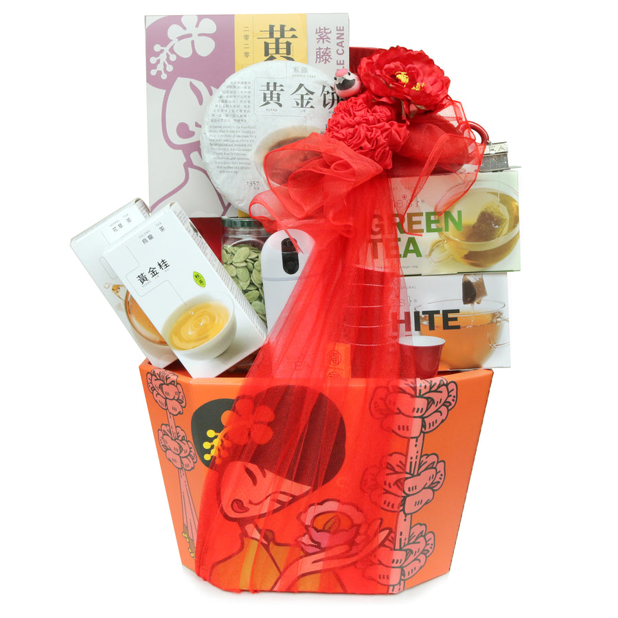 Harmony Blessing Tea Hamper (A)