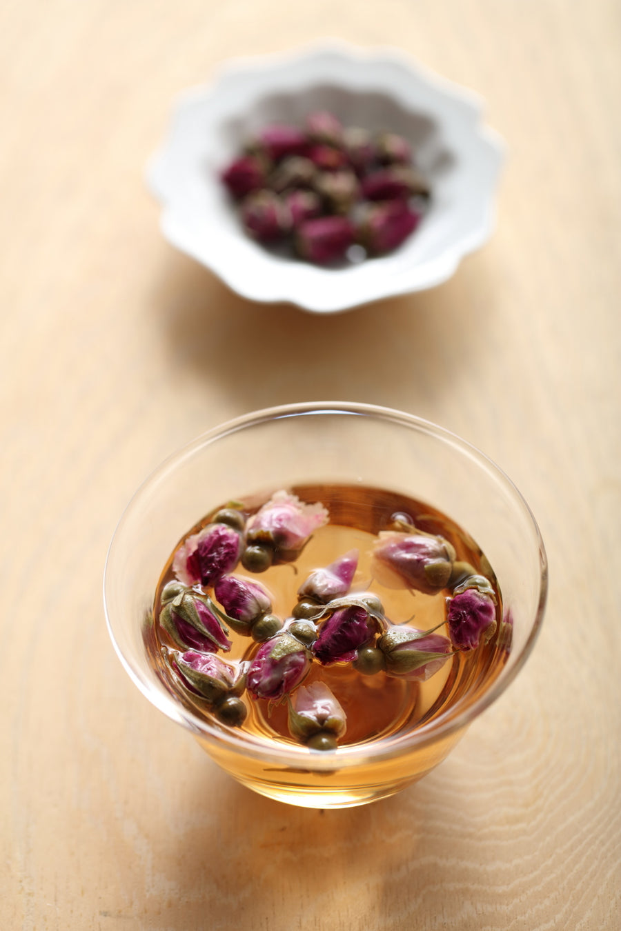 Rose Herbs Tea Shandong (100g)