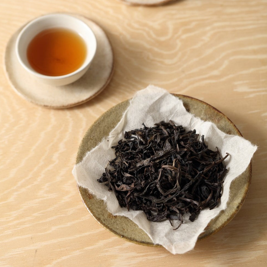 Da Hong Pao Oolong Tea Fujian (80g)