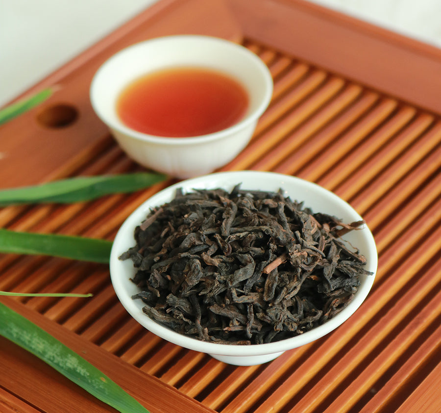 Traditional Liu Bao Hei Cha Year 2012 Guangxi (150g)