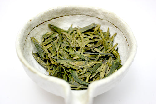 Finest Ming Qian Long Jing Green Tea Year 2020 Hangzhou (100g)