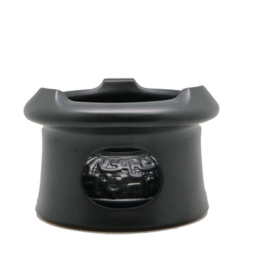 Lin's Ceramics Black Stove Set V (820g)