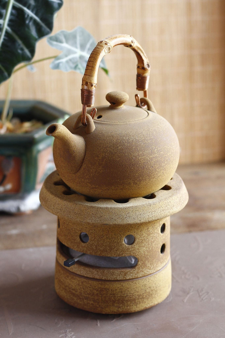 Lin's Ceramics Kettle Set VI
