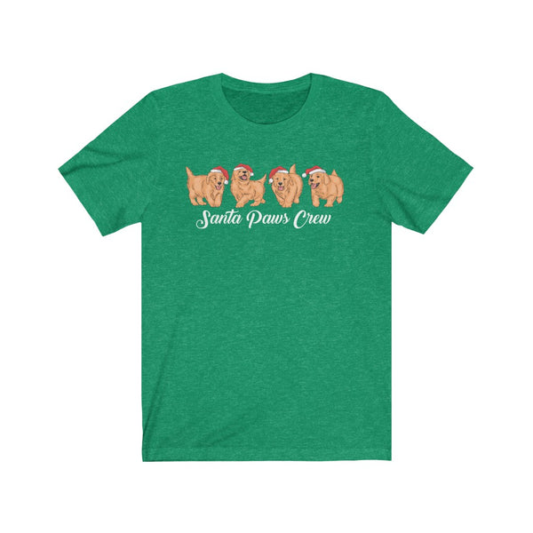 Santa Paws Christmas Pet Lover Shirt