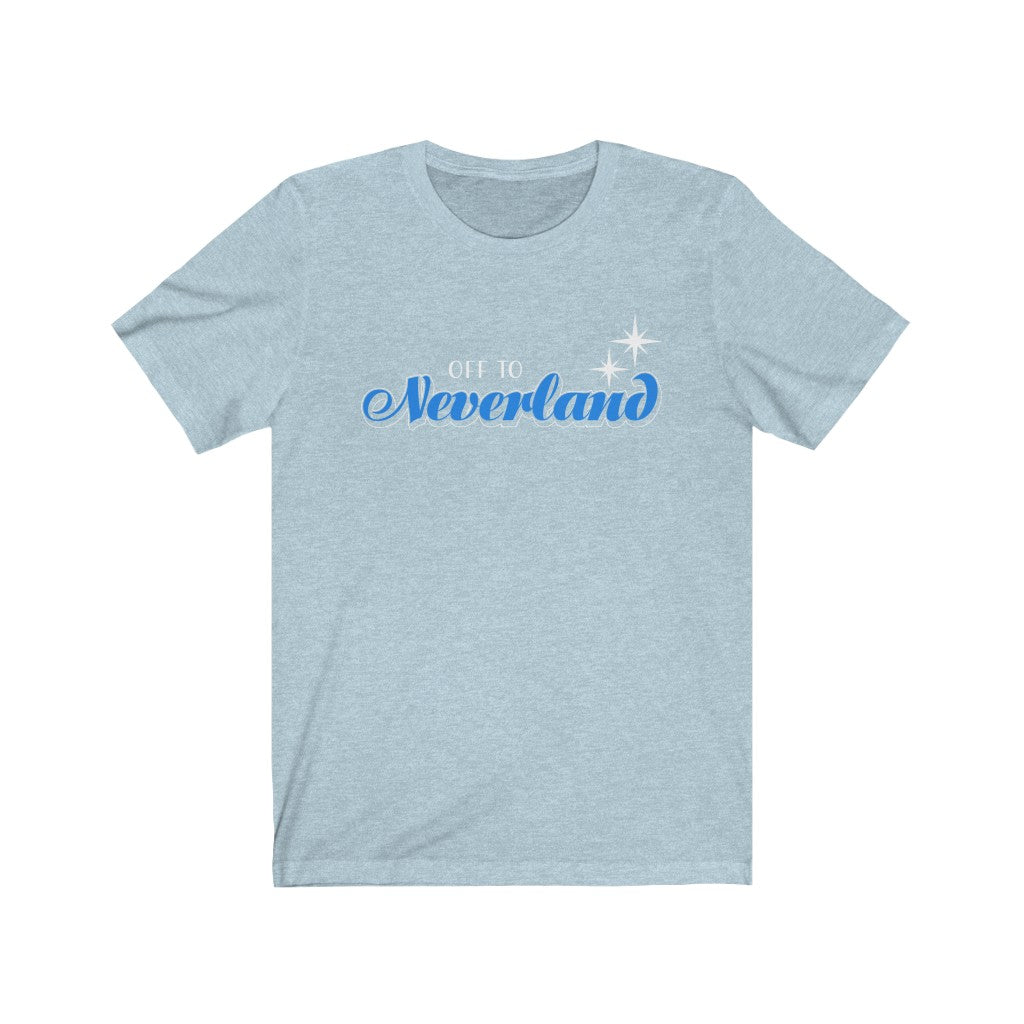 Off to Neverland Shirt