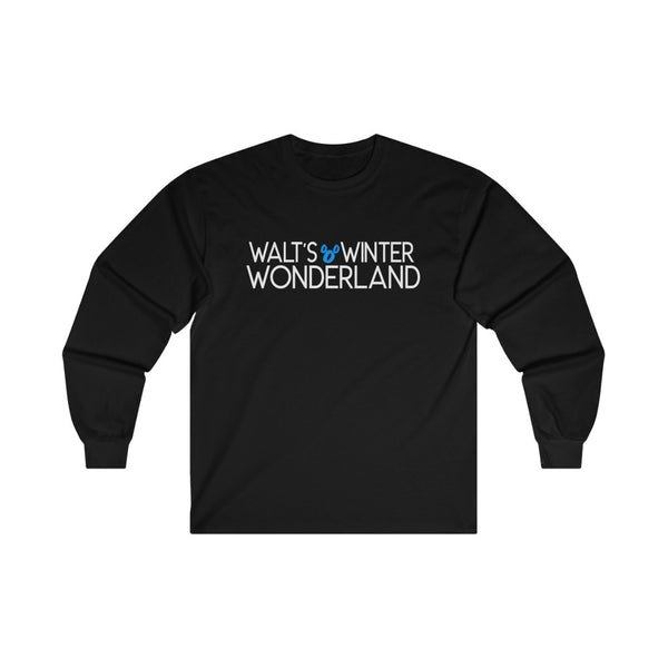 Walt's Winter Wonderland Christmas Long Sleeve Tee