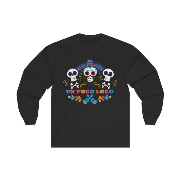 Un Poco Loco Coco Movie Men Long Sleeve Shirt