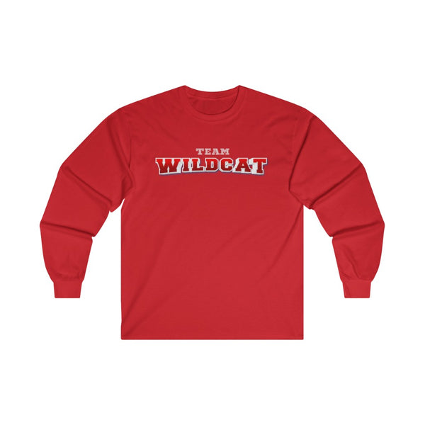 Team Wildcat Long Sleeve Tee