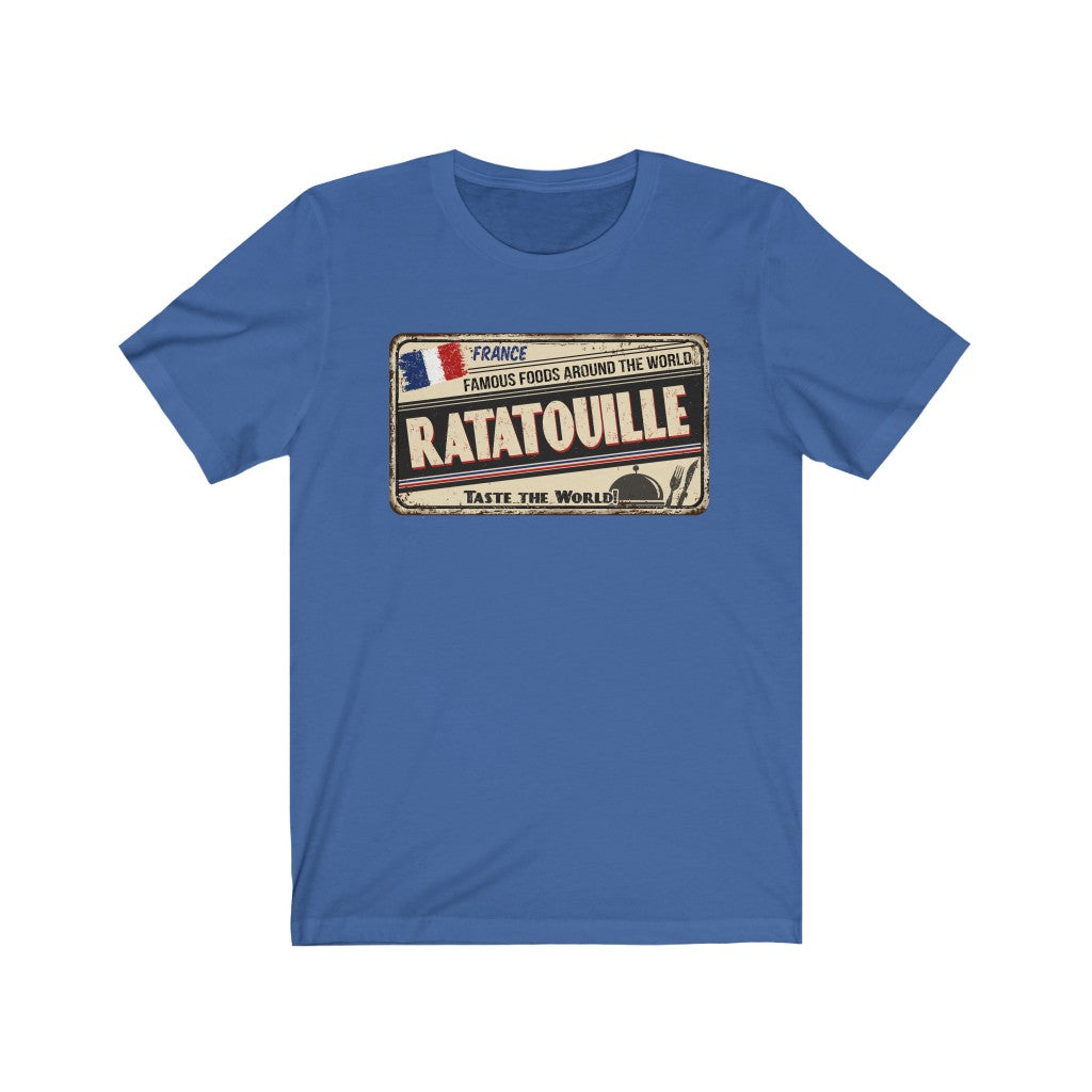 Taste the World: Ratatouille Shirt