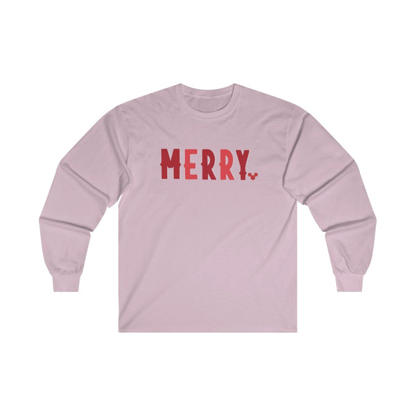 MERRY  Long Sleeve Tee