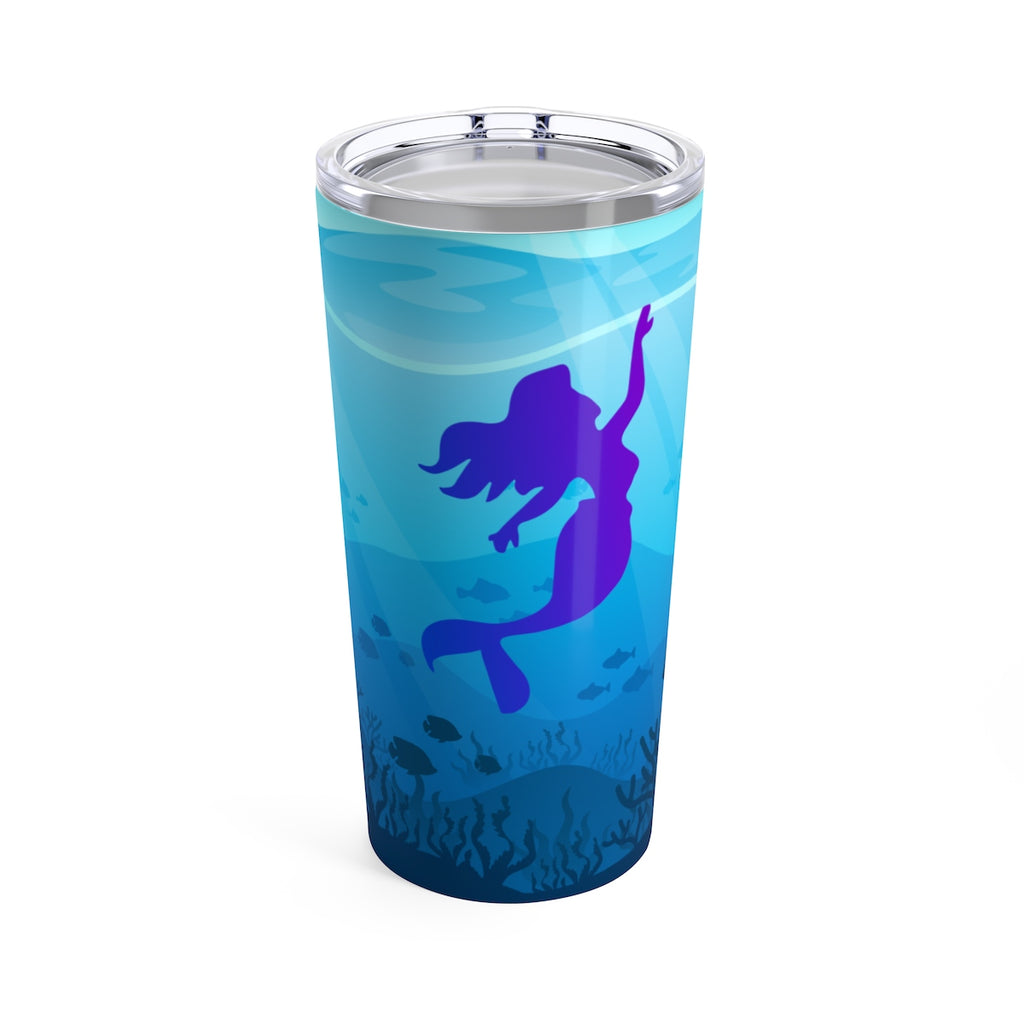 Under the Sea Little Mermaid Disney Tumbler 20oz