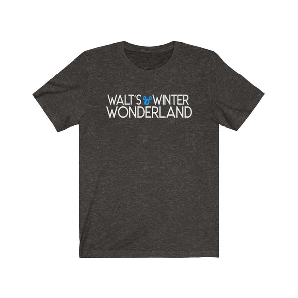 Walt's Winter Wonderland Christmas Shirt