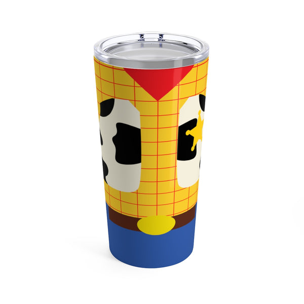 Sheriff Woody Tumbler 20oz