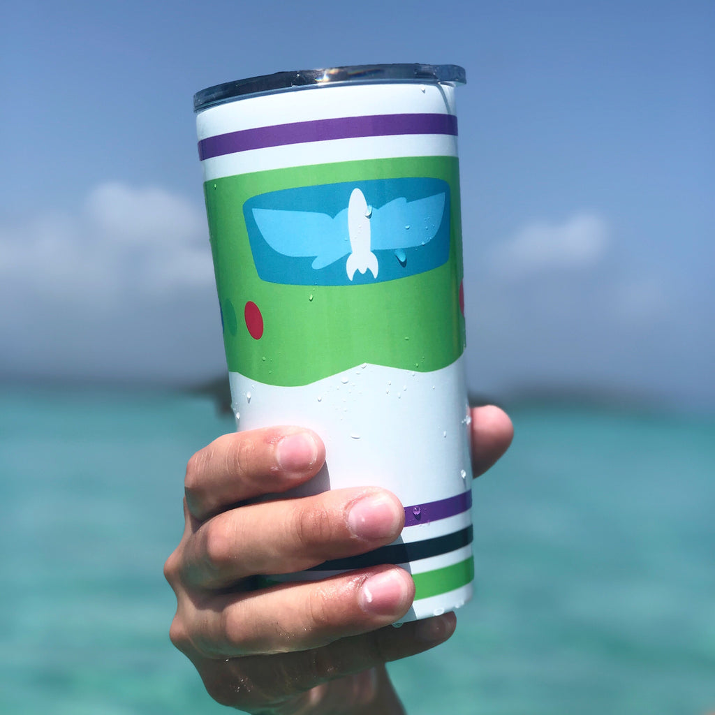 Buzz Lightyear Tumbler 20oz