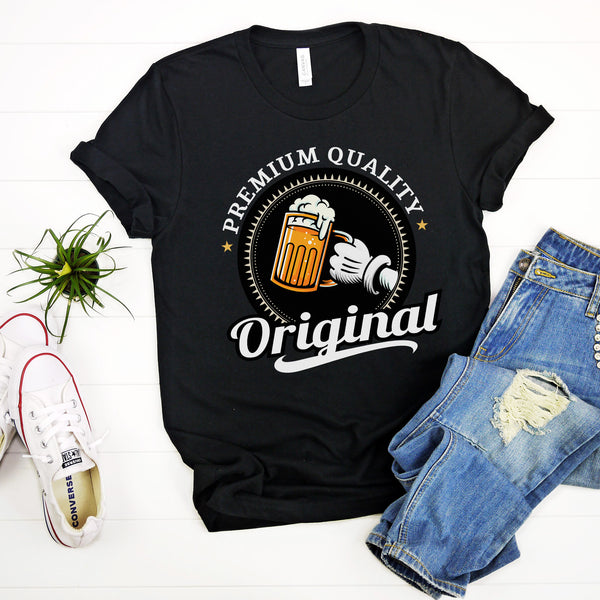 Premium Quality Mickey Beer Original Taste Shirt