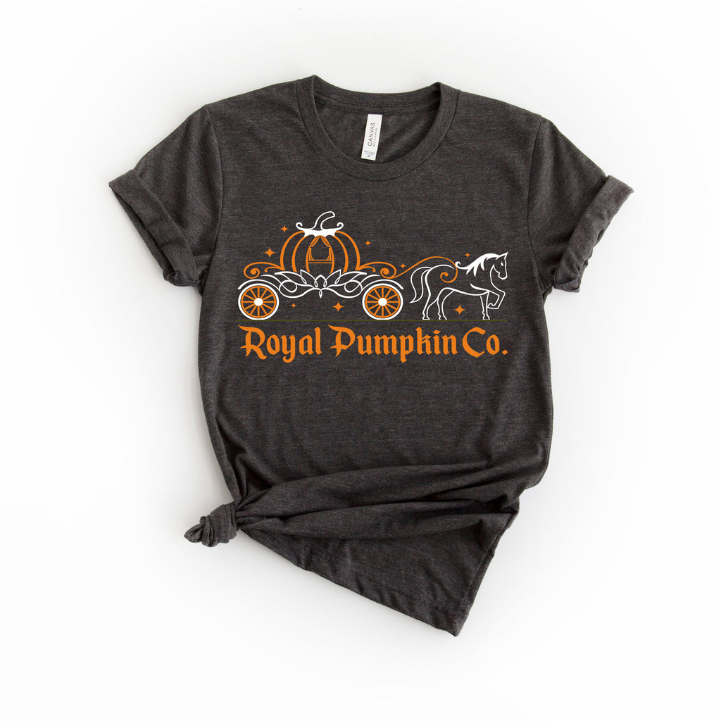 Royal Pumpkin Co. Cinderella Ride  Shirt