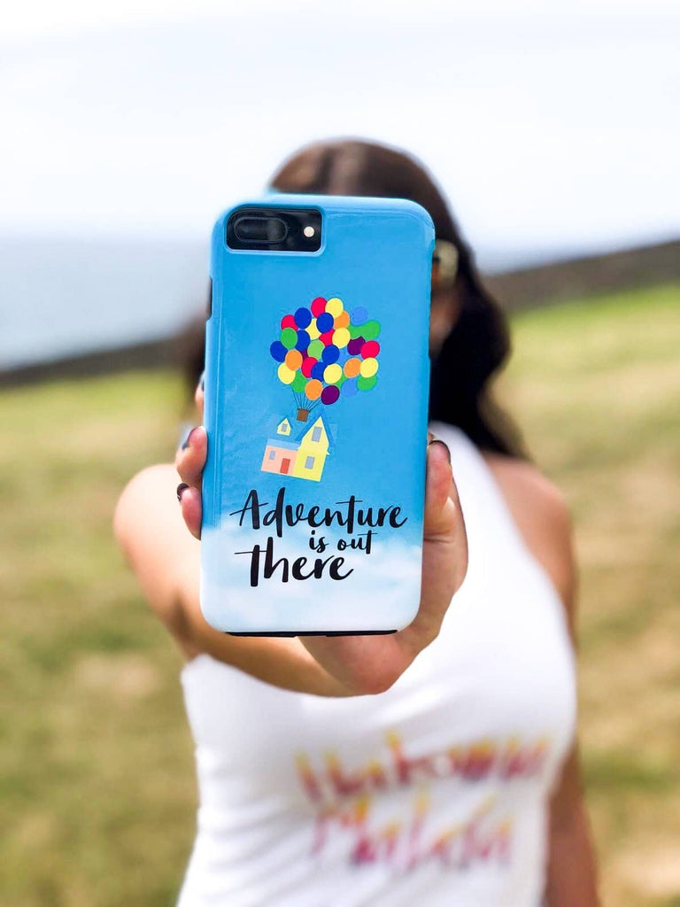 Adventure is Out There Phone Case Tough Mate