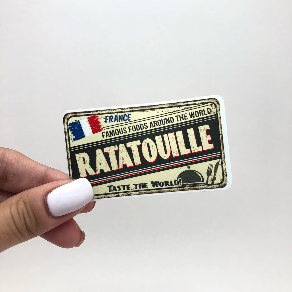 Ratatouille Sticker