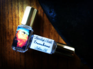 SUNSHINE PERFUME OIL ~ Pink Grapefruit Strawberry Perfume Kiwi Honeydew Peach Clementine