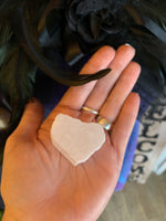 SELENITE CRYSTAL CHUNKS ~ For Goddess Energy, Lunar Magic, and Protection