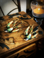 SWOOP ~ Enameled Swallow Pin