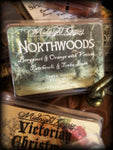 NORTHWOODS ~ Highly Fragranced Soy Blend Wax Tarts