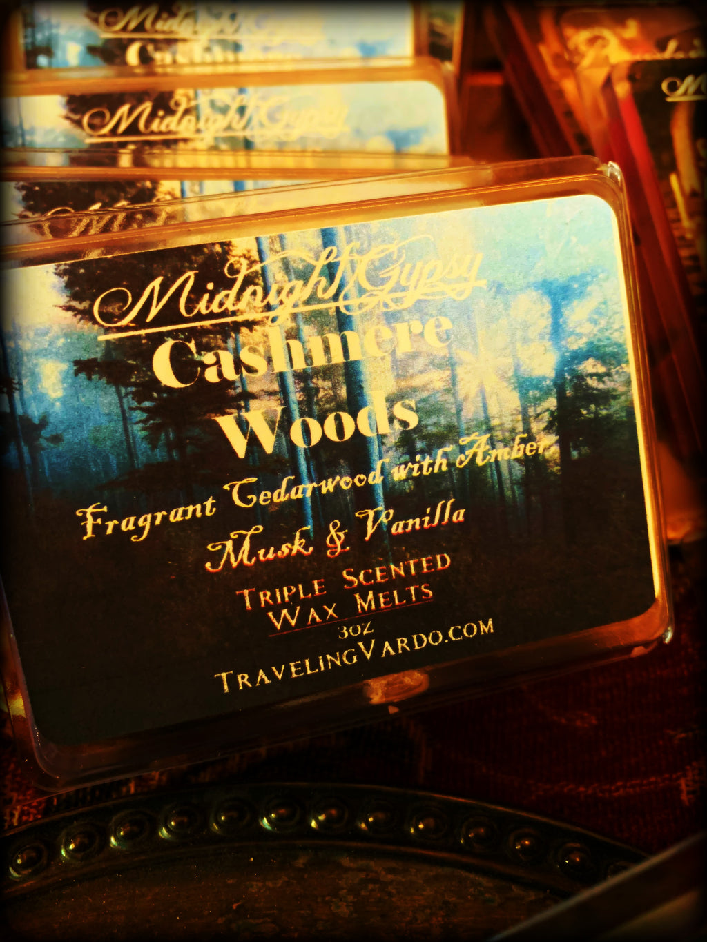 Cashmere Woods Wax Melts TravelingVardo.com