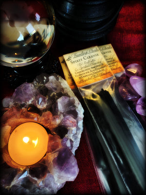SPIRIT CLEANSE ~ Magickal Tools Incense for Purification and Spiritual Cleansing