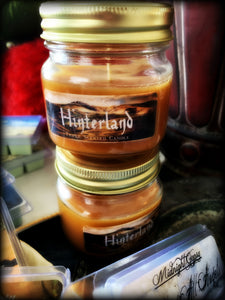 HINTERLAND ~ Hand Poured Highly Fragranced Candle
